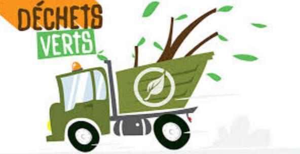 Campagne de broyage des déchets verts