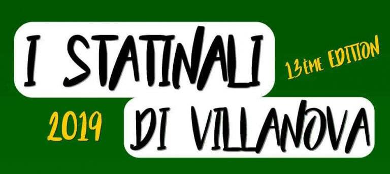 I STATINALI DI VILLANOVA 2019