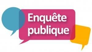 Avis d'enquête publique sur le Plan de Déplacements Urbains (PDU)