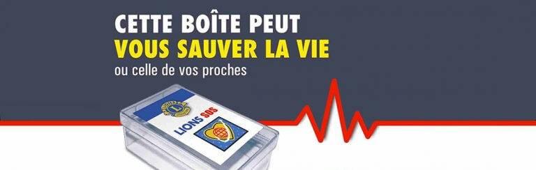 La petite boite qui peut vous sauver la vie