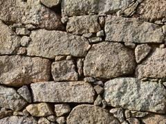 Mur de la place du village